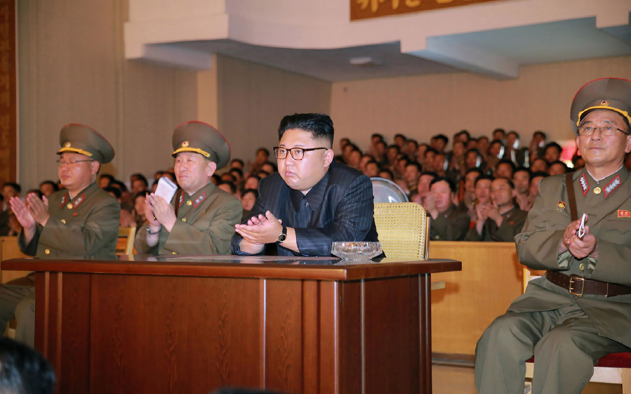 North Korean group demands US be turned to 'ashes and darkness'
