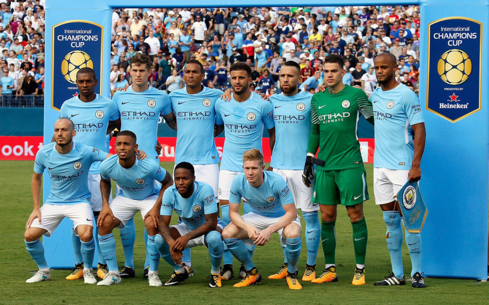 Man City set for Spain trip after season opener | The ...