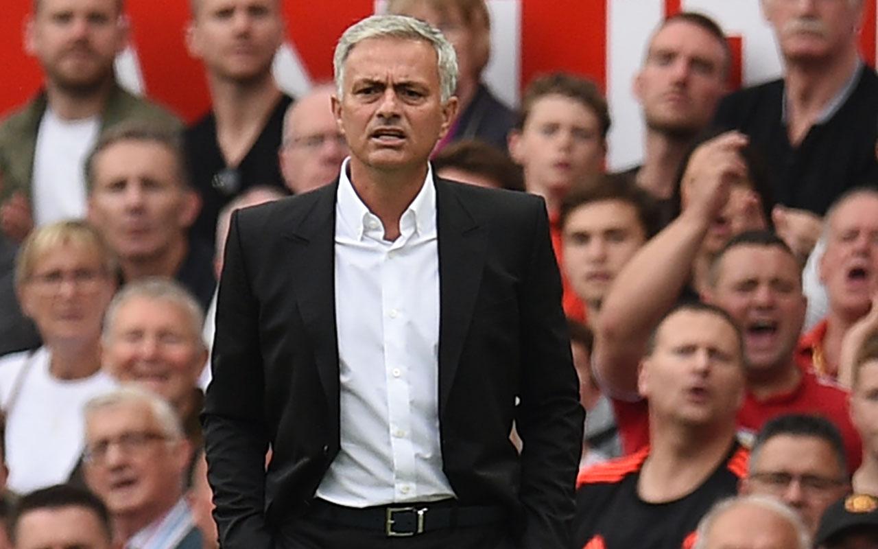 United play more long balls than Stoke - Hughes hits back at Mourinho