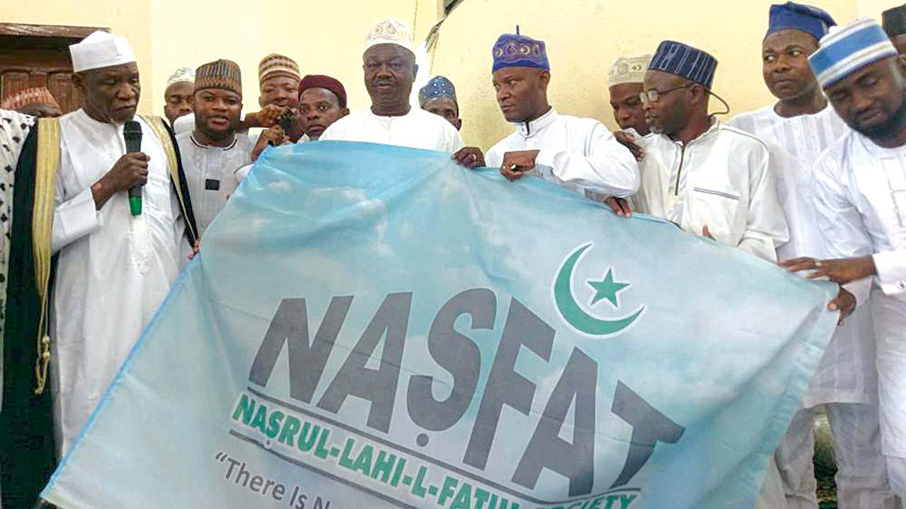 NASFAT inaugurates new executive council | The Guardian Nigeria ...