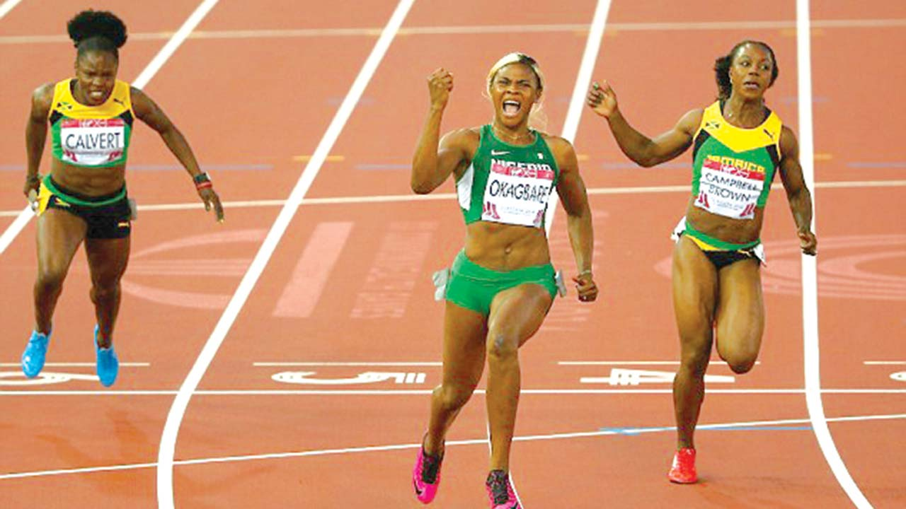 Nigerian athletes begin quest for medals — Sport — The ...