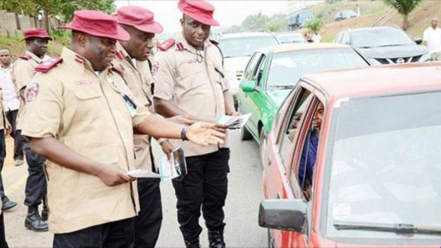 Desist from extorting road users, FRSC warns officers