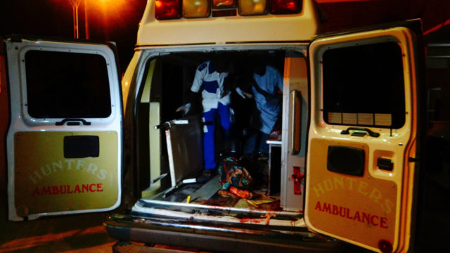 Police foil suicide bomb attack in Bama