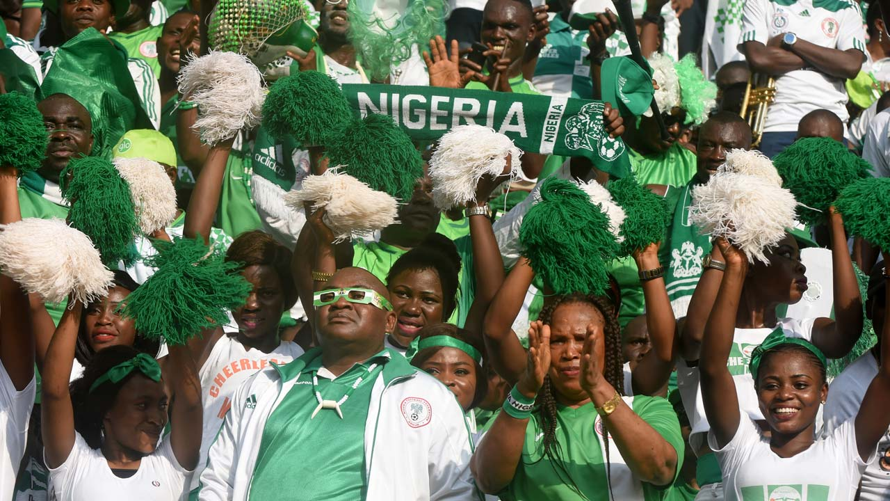 5451f6ec2 Super Eagles  fans order three million NIKE jerseys