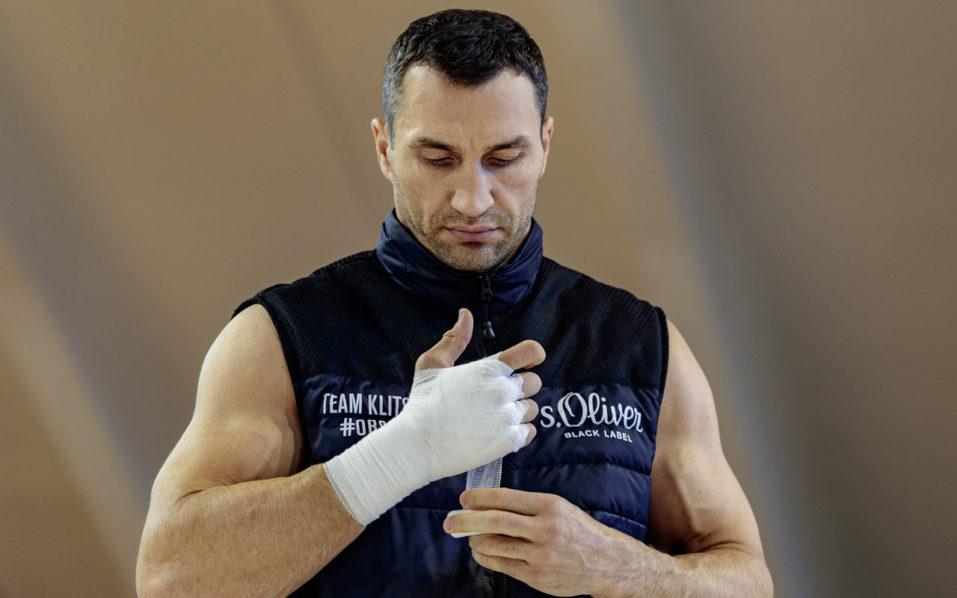 Wladimir Klitschko announces his retirement