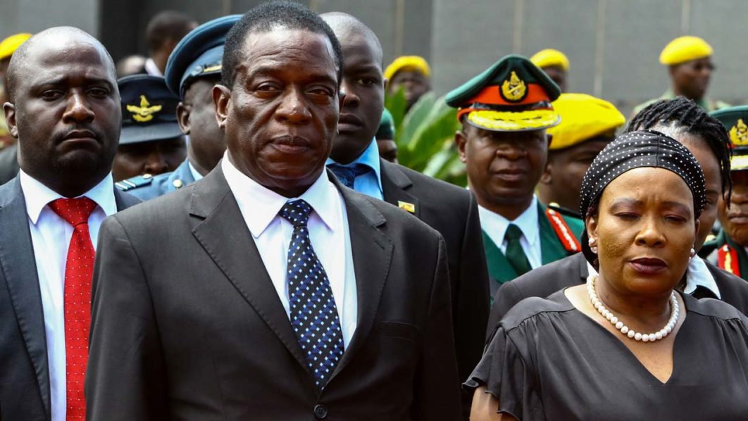 Sacked Zimbabwe VP in exile, vows to defy Mugabe