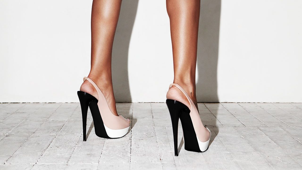 Five Shoes Tricks To Make Your Legs Look Longer The