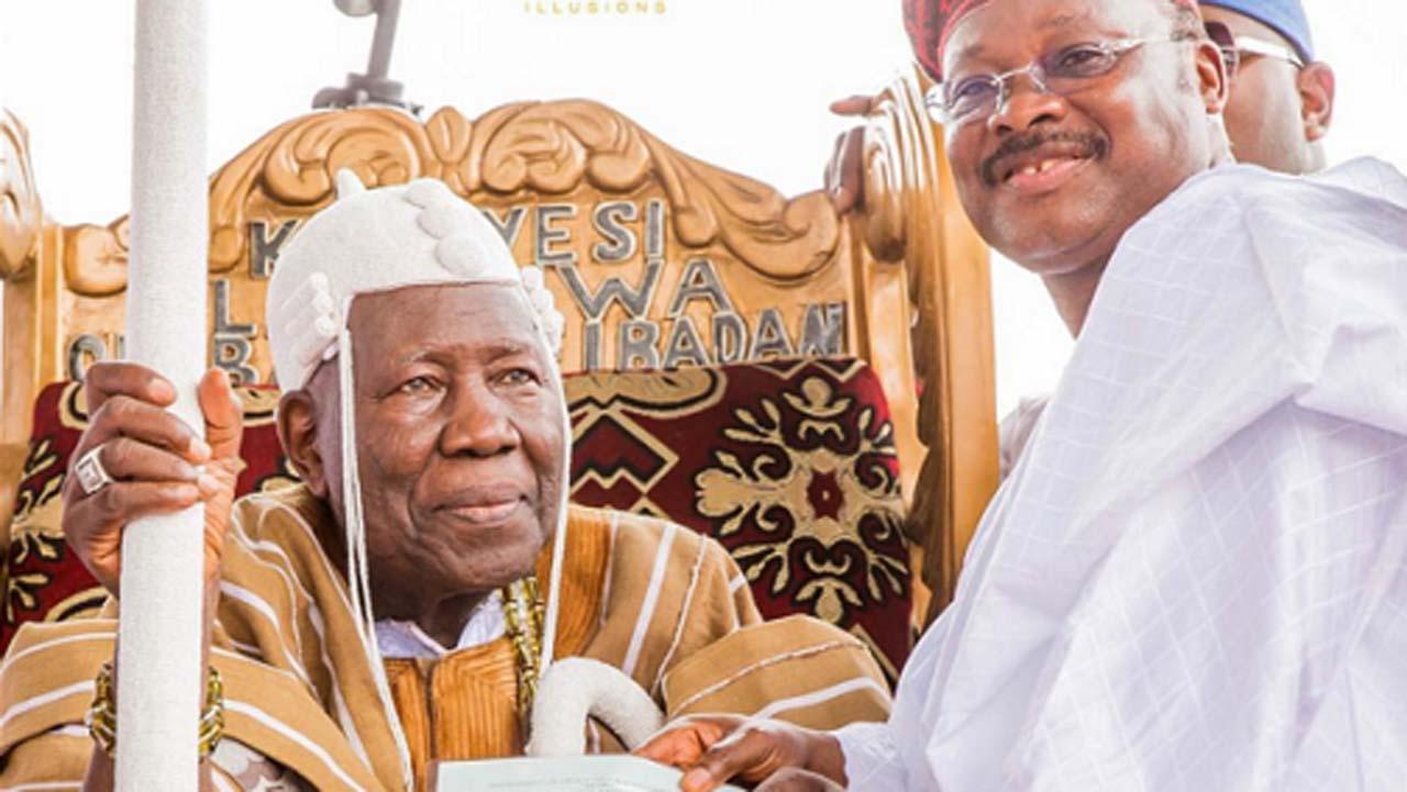 Olubadan declares new monarchs as 'fake'
