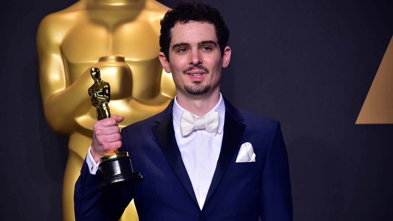Netflix taps oscar winner damien chazelle for musical for Academy award winners on netflix
