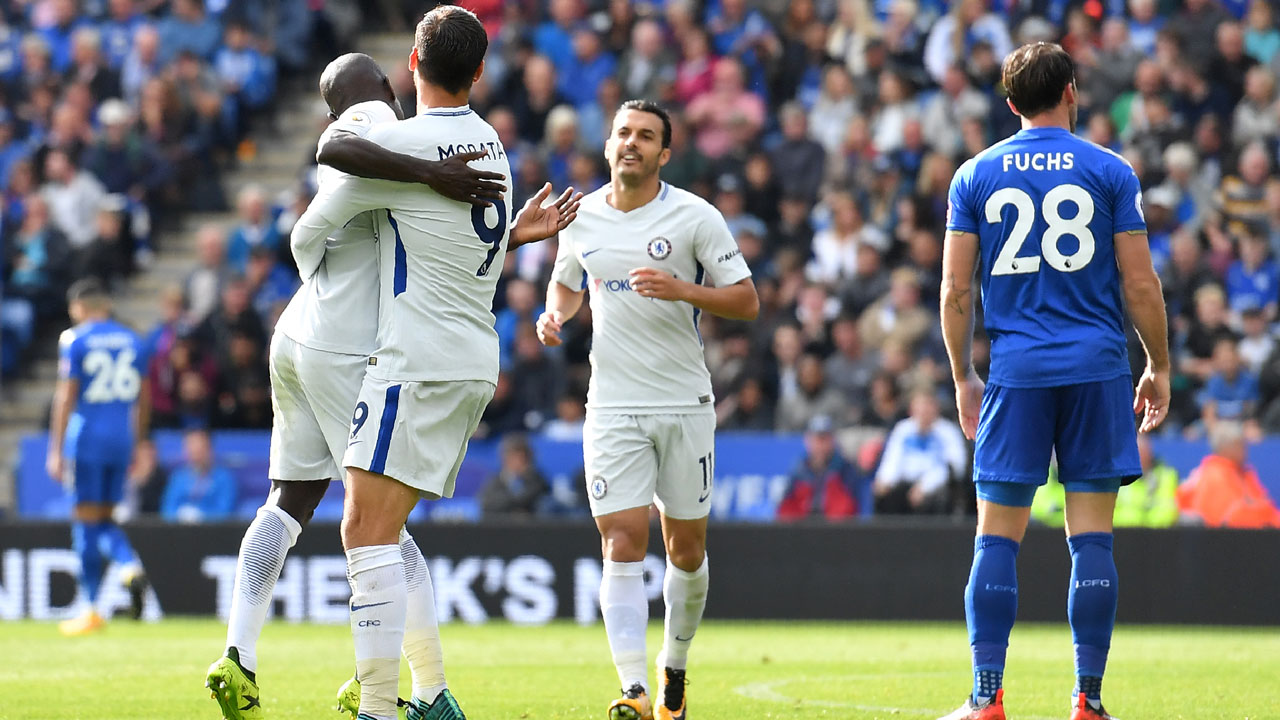 Chelsea striker Alvaro Morata happy with goal: Victory more important