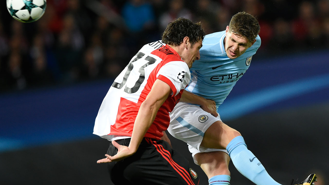 Big spenders City look set to put Feyenoord to the sword