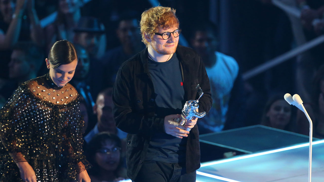 Ed Sheeran Shatters Spotify's Most Streamed Song Record