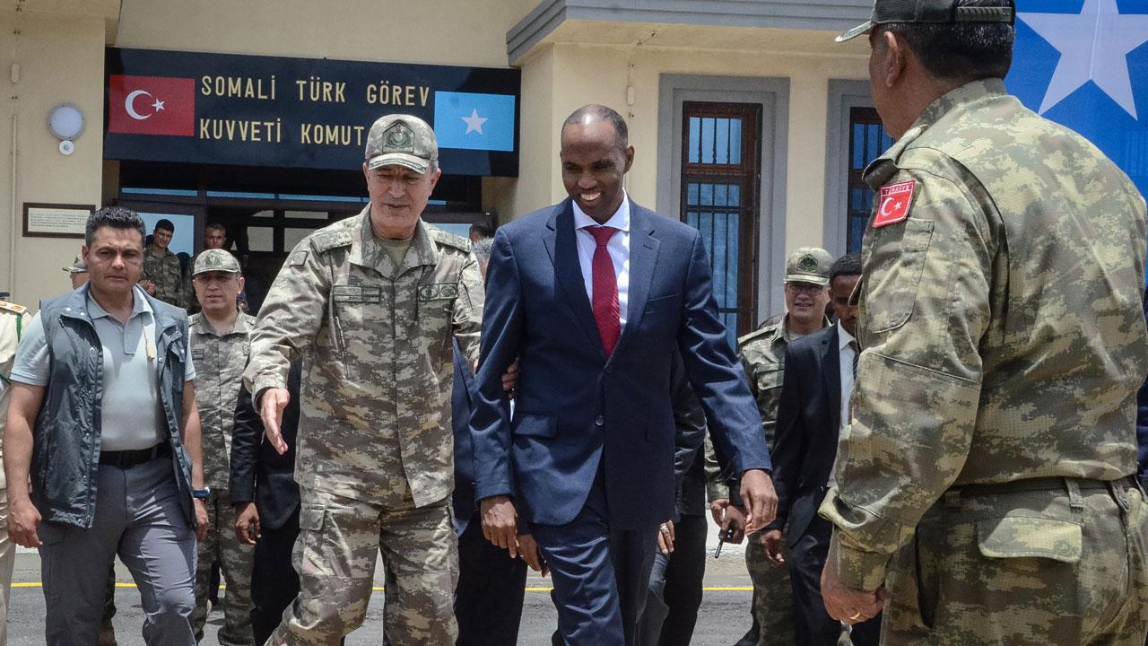 Turkey inaugurates military academy in Somalia