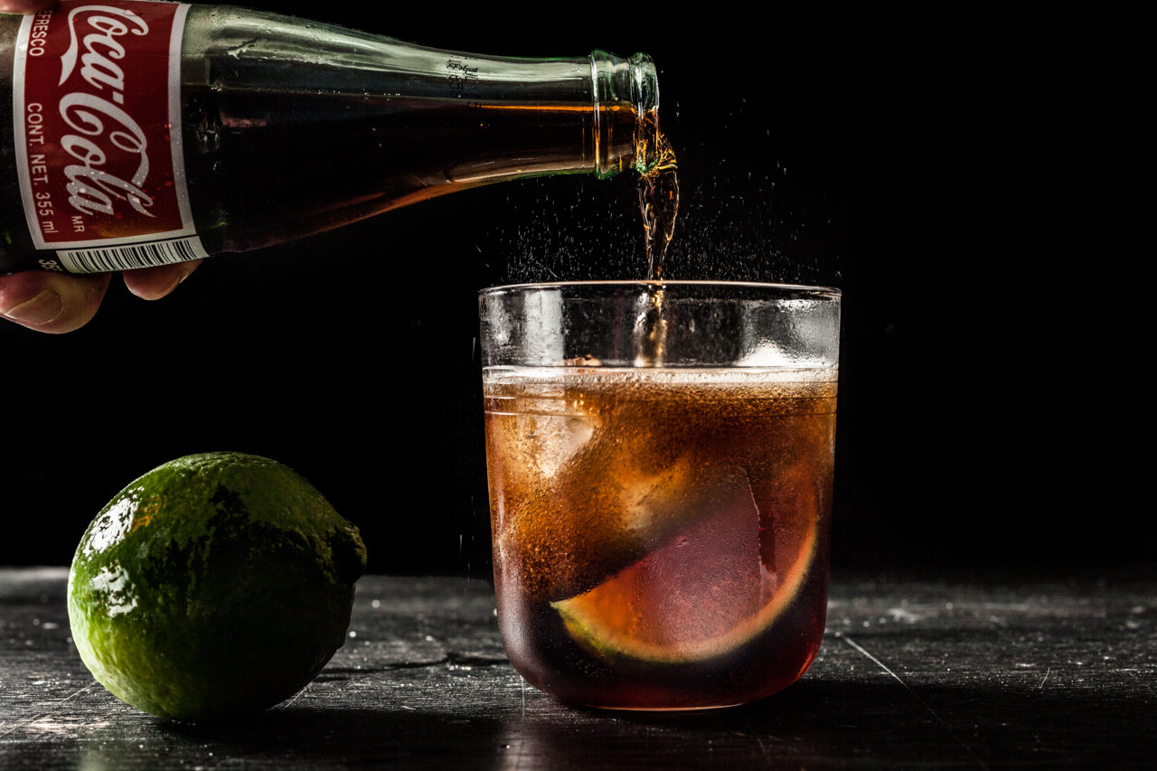 How To Make A Cuba Libre Drink