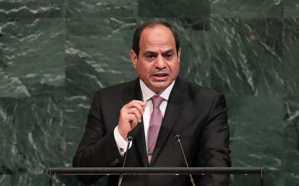 Al-Sisi Draws High Marks for Cheerful Meeting with Netanyahu