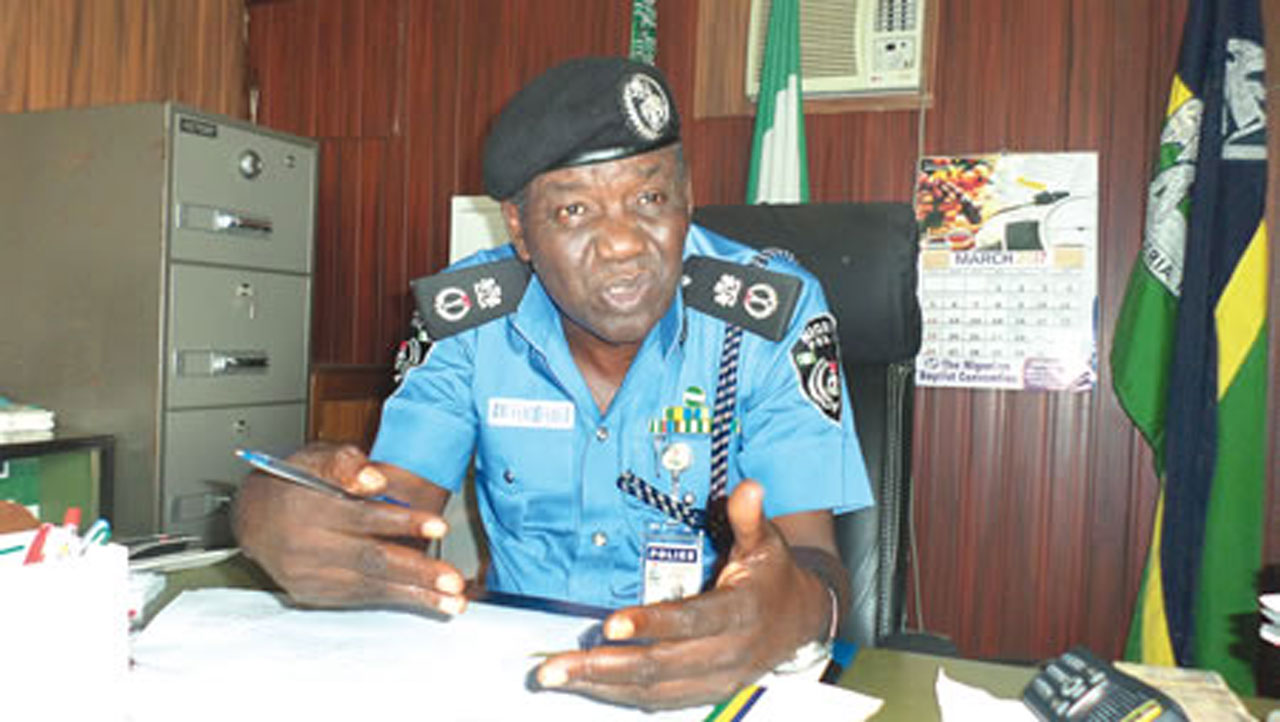 NEWS:Oyo police arrest 22 armed robbers, ritualists, others