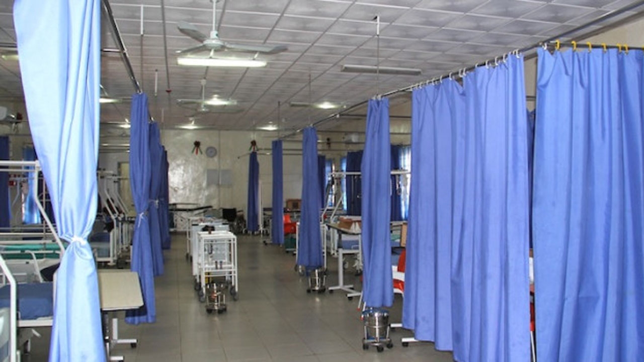 Opinion: Equip Nigerian hospitals like UK's
