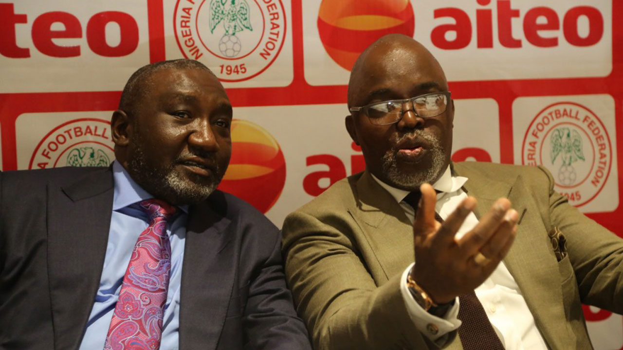 SPORT: Aiteo Group reaffirms commitment to NFF deal