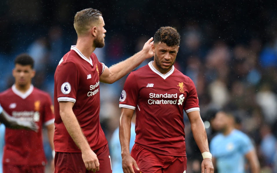 SPORT: Ox right to pick Liverpool, says Klopp