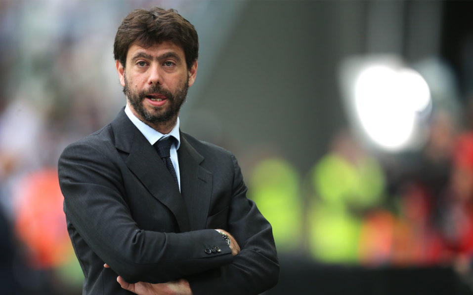 Juventus president Agnelli slapped with 1-year ban over ticket scandal