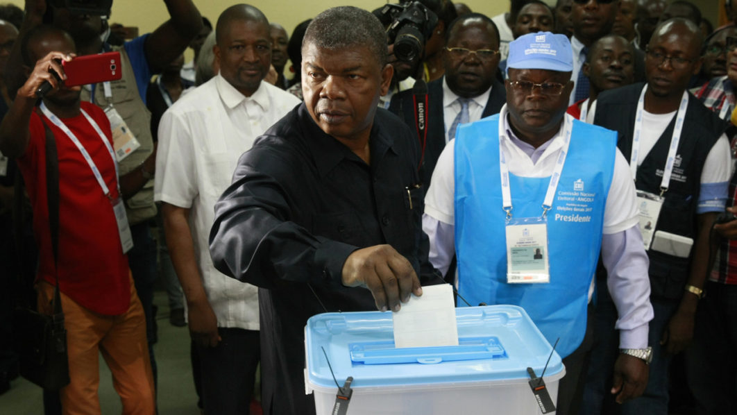 Angola election body rejects opposition complaints