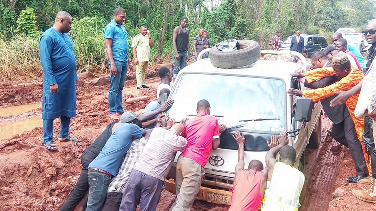 Benin-Lokoja turns highway of agony, leaves commuters stranded