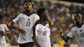 Ghana beat Nigeria 4-1 to win WAFU Cup