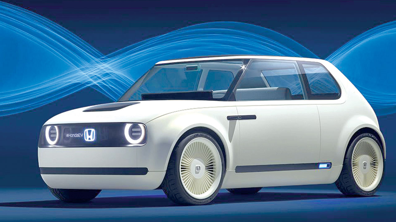 Frankfurt: Honda commits to electric future