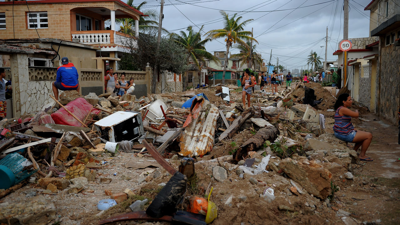 cuba counts the cost of deadly hurricane irma world