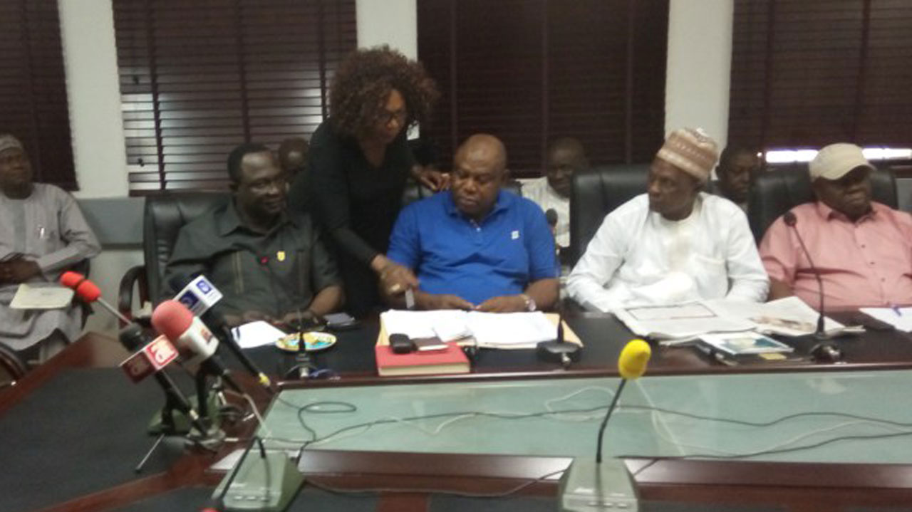 NASU, SSANU, NAAT agree to end strike after meeting with FG