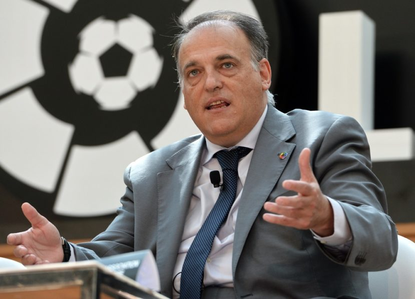 Mr. Javier Tebas