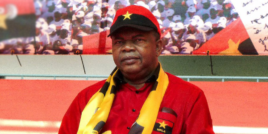 New Angolan president Joao Lourenco sworn in
