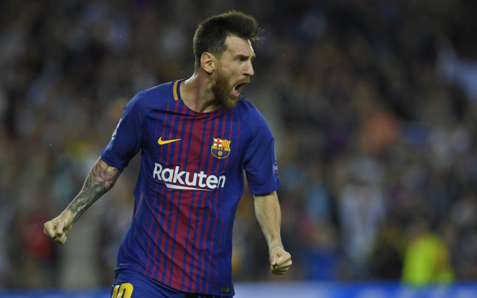 Messi Extends Barcelona Contract Until 2021 The Guardian Nigeria News Nigeria And World Newssport The Guardian Nigeria News Nigeria And World News