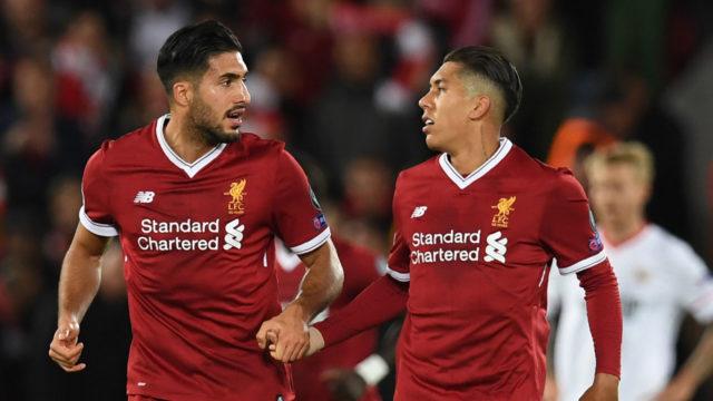 Image Result For Liverpool Vs Sevilla Guardian