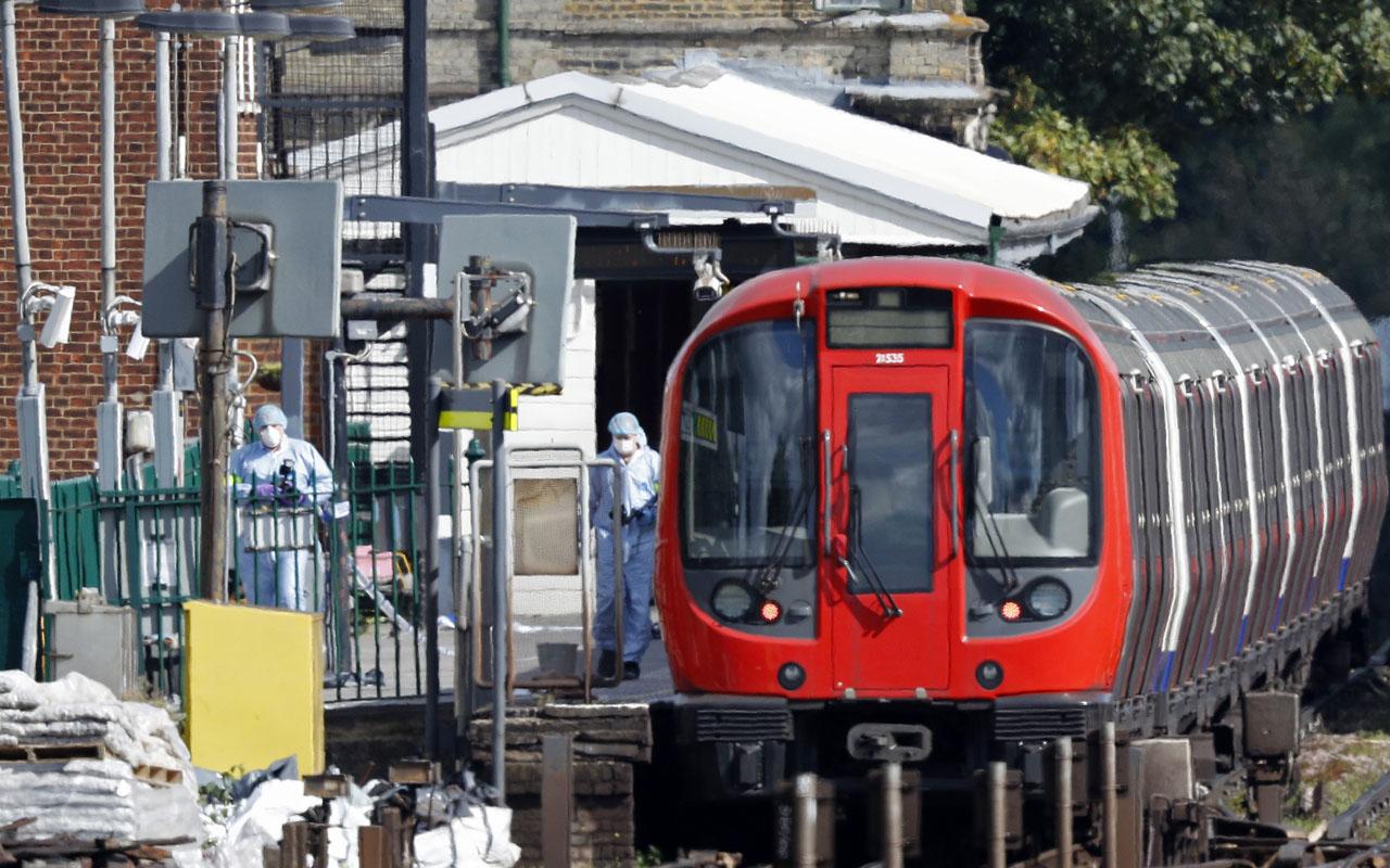 British police make 'significant arrest' in train attack probe