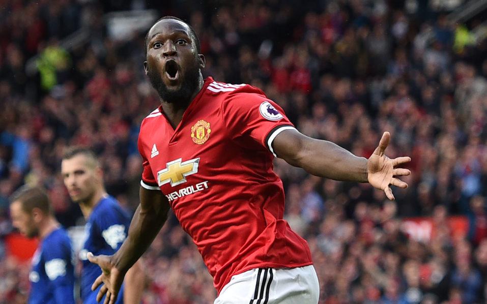 SPORT: Man Utd fans urged to drop 'racist' Lukaku chant