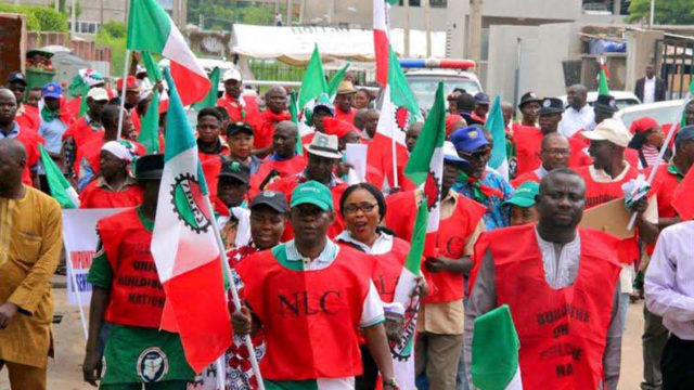 Strike: NLC shuts offices and schools in Asaba - Guardian Nigeria