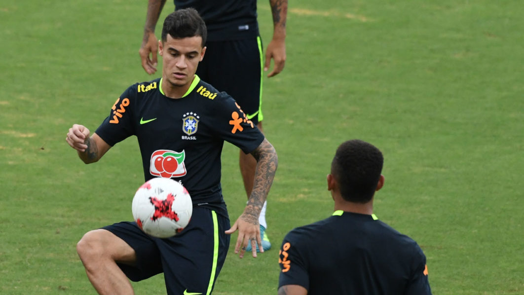 Philippe Coutinho Boss A 15-Minute Cameo For Brazil