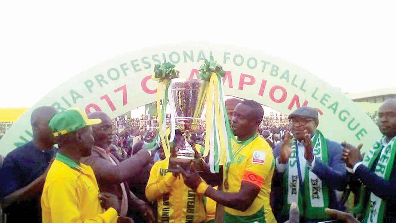 Plateau United's league title win not a fluke - Golbe