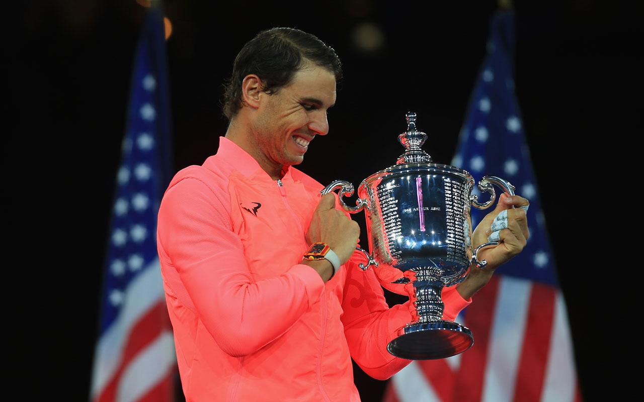 Rafael Nadal News: Rafael Nadal Wins Third US Open, 16th Grand Slam Title