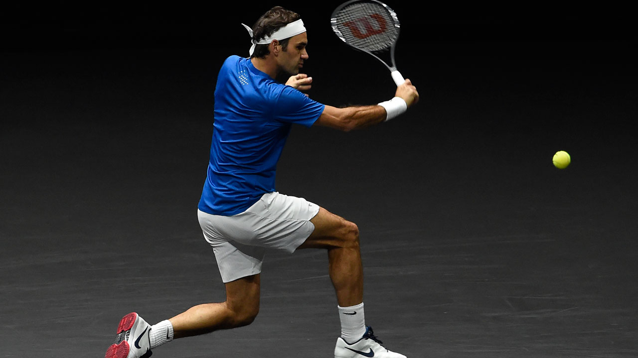 Federer leads Europe to maiden Laver Cup title