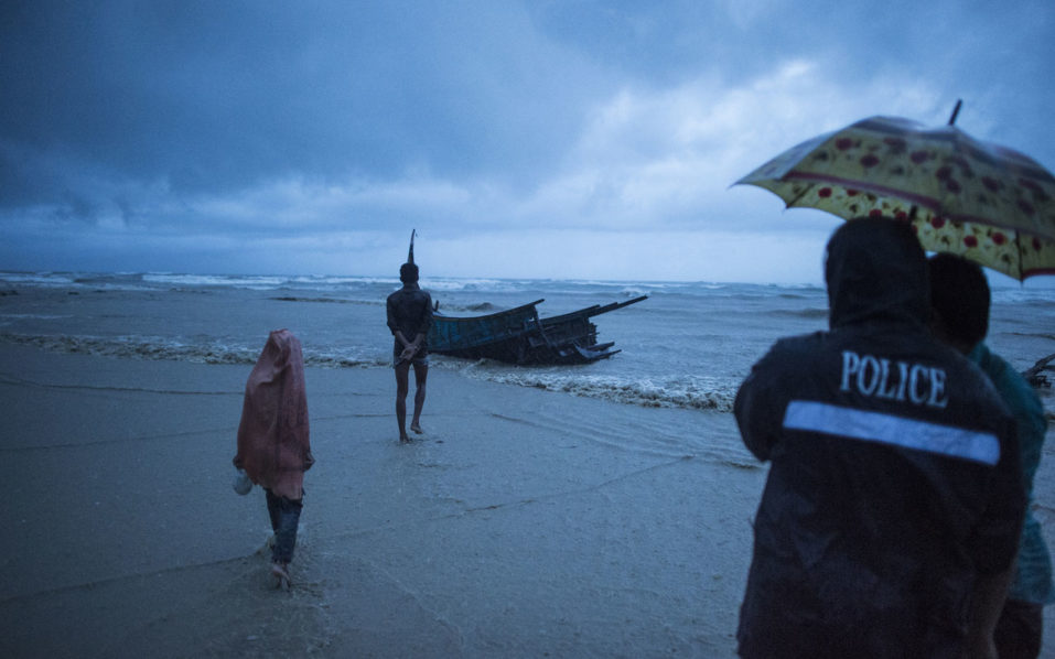Rohingyas die as trawler capsizes in Bay near Cox's Bazar