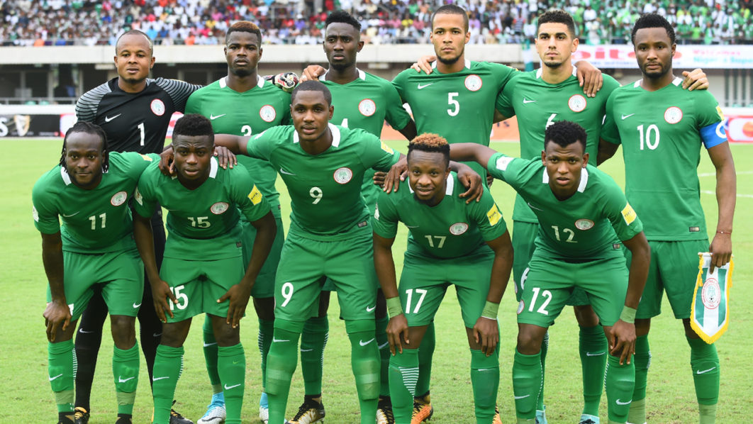 Moses shines as Nigeria move closer to World Cup