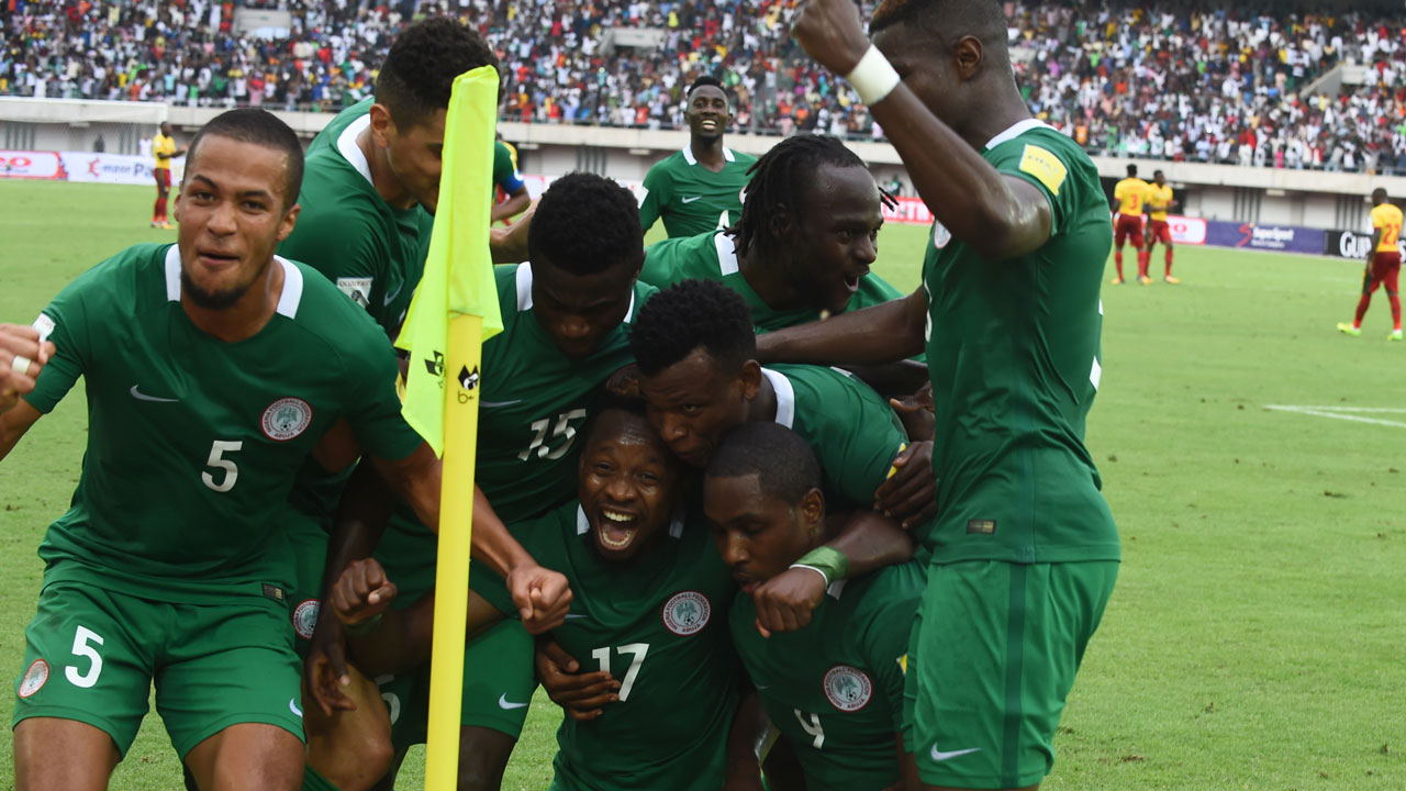 Funding threatens Nigeria's participation in World Cup ...