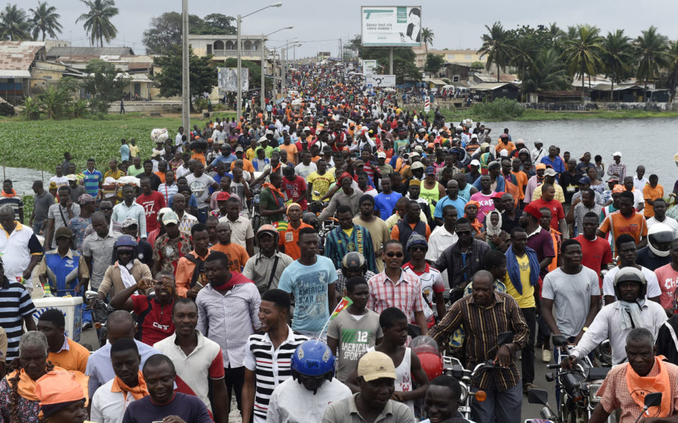 togo bucks the trend of political reform in west africa the rh guardian ng togo flag togo's menu