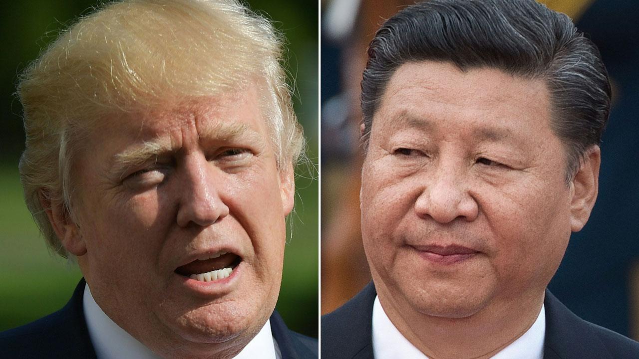 Trump, Xi agree on 'maximizing pressure' on North Korea