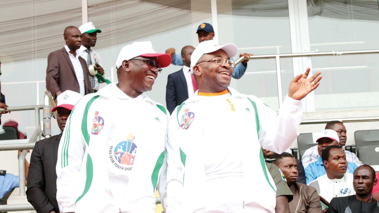 Udom to kick off second Akwa Ibom Youth Sports Festival  5298ba865