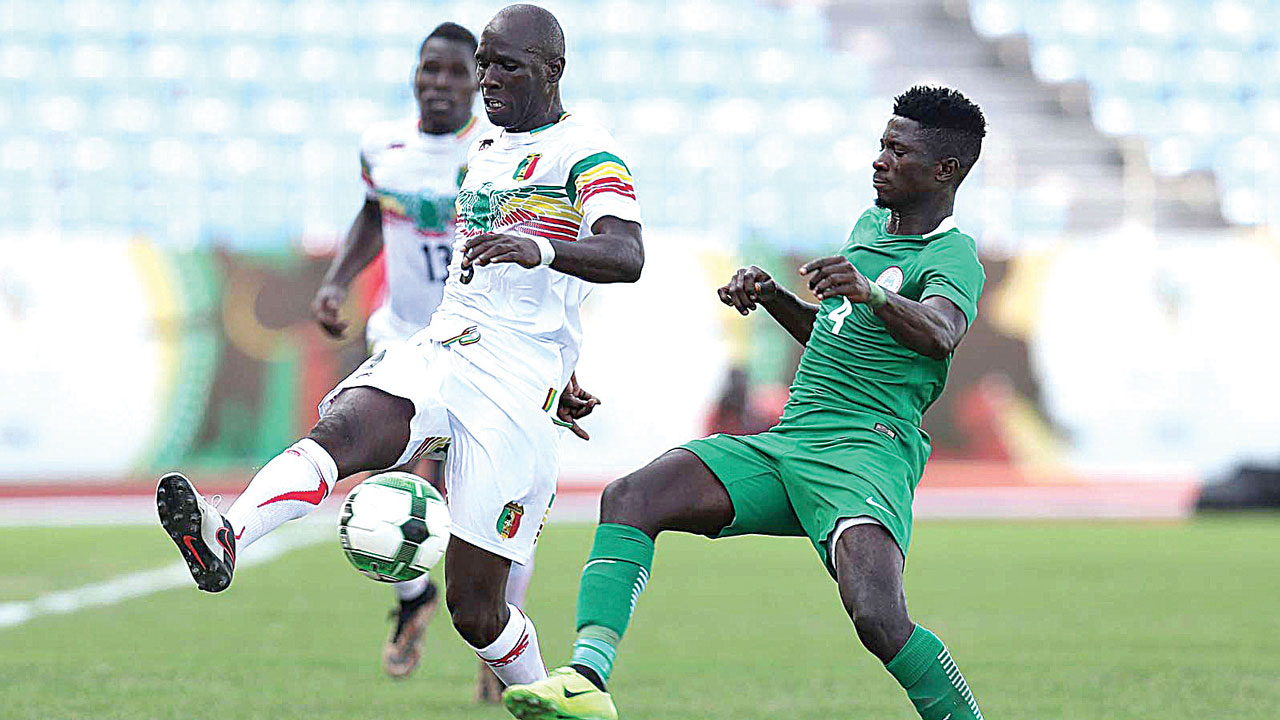Eagles beat Ghana 2-0, qualify for WAFU Cup semis