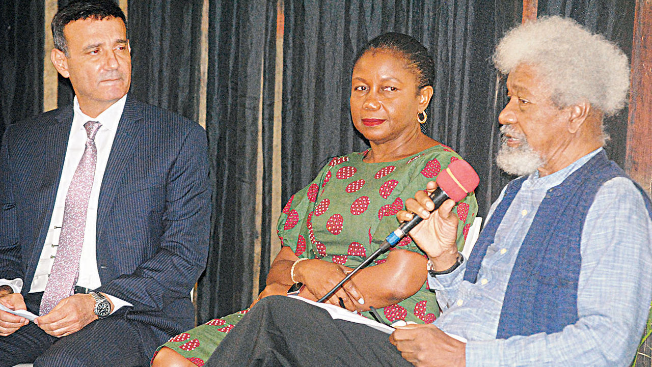Soyinka speaks on Nigeria's restructuring