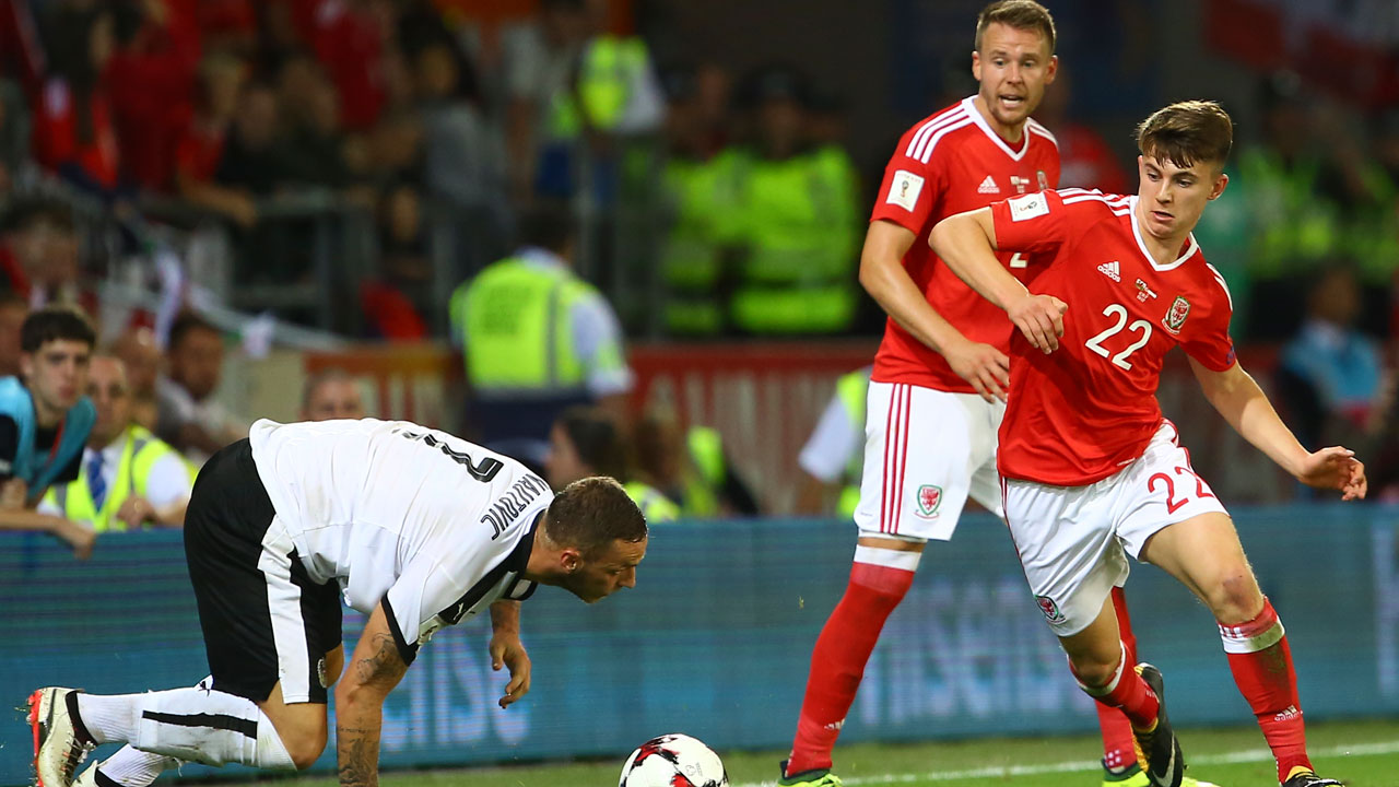 Woodburn goal ignites Welsh hopes | The Guardian Nigeria ...